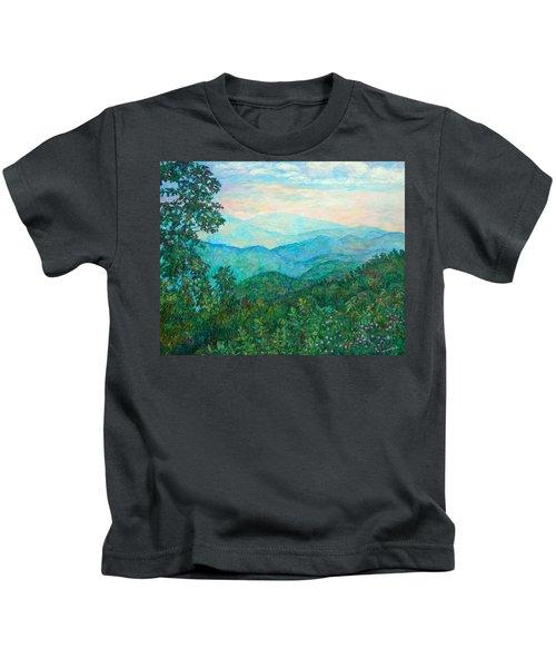 Near Purgatory Kids T-Shirt