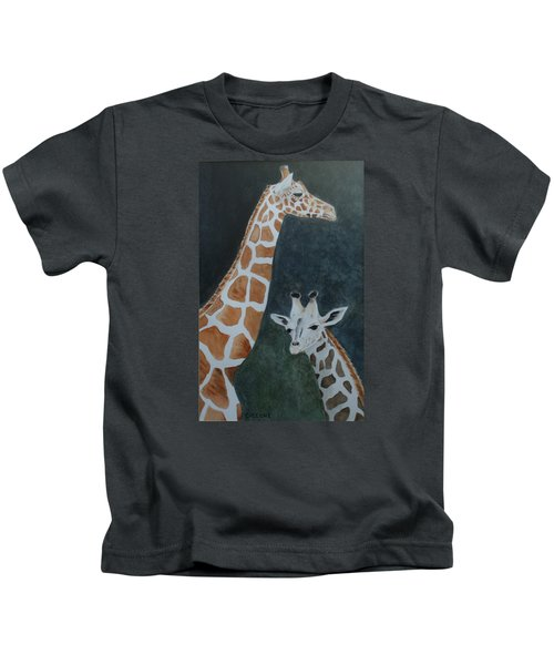 Neck And Neck Kids T-Shirt