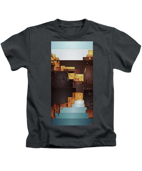 New Pueblo 1 Kids T-Shirt