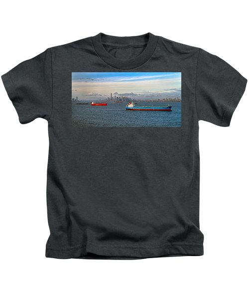 New York II Kids T-Shirt