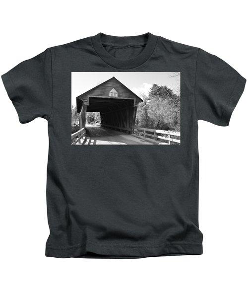 Nh Covered Bridge Kids T-Shirt