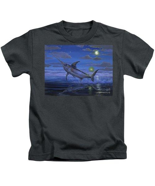 Night Bite Off0066 Kids T-Shirt
