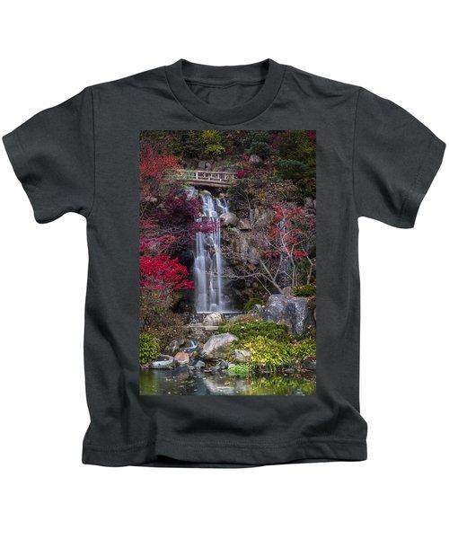 Nishi No Taki Kids T-Shirt