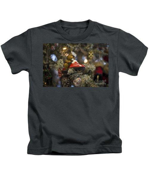 North Pole Express Kids T-Shirt