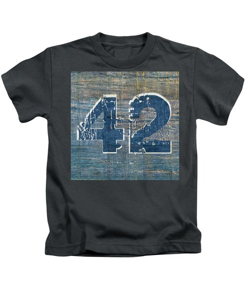 Number 42 Kids T-Shirt
