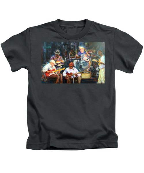 Nyc Blues Kids T-Shirt