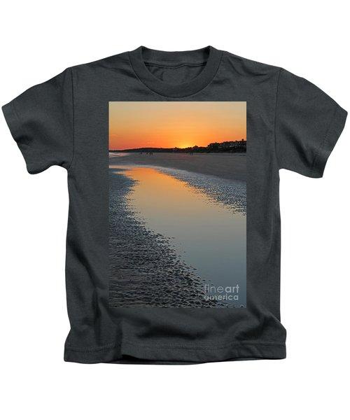 Ocean Tidal Pool Kids T-Shirt