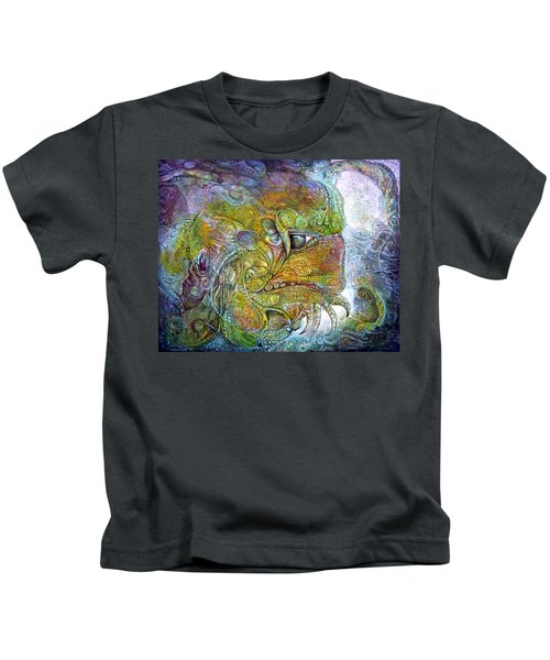 Offspring Of Tiamat - The Fomorii Union Kids T-Shirt