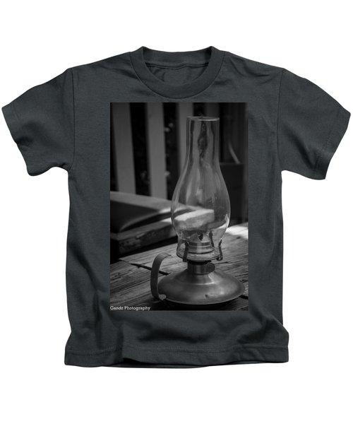 Oil Lamp Kids T-Shirt