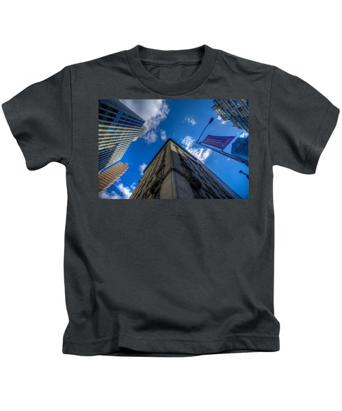 Old Meets Modern Kids T-Shirt