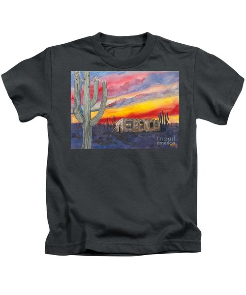 Old Motel Kids T-Shirt