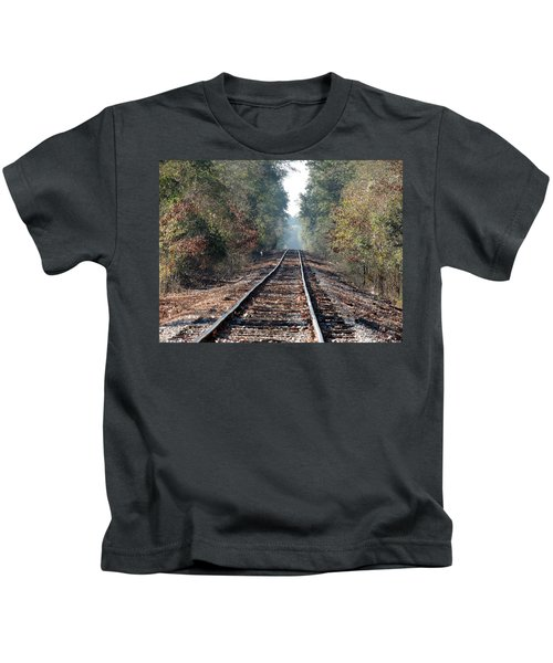 Old Southern Tracks Kids T-Shirt