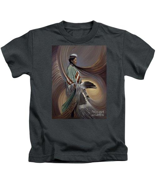 On Sacred Ground Series I Kids T-Shirt