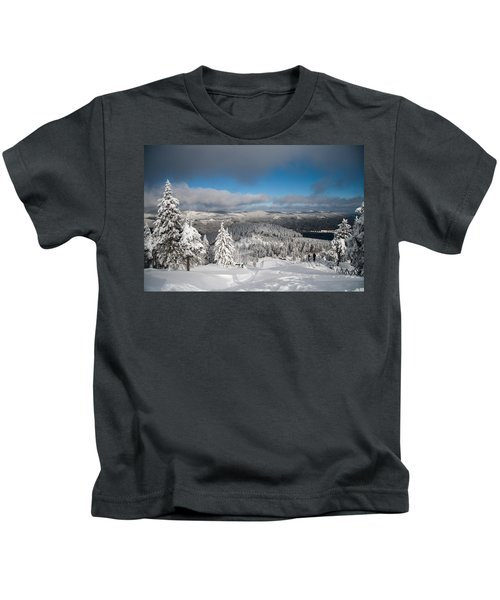 on the Wurmberg II Kids T-Shirt