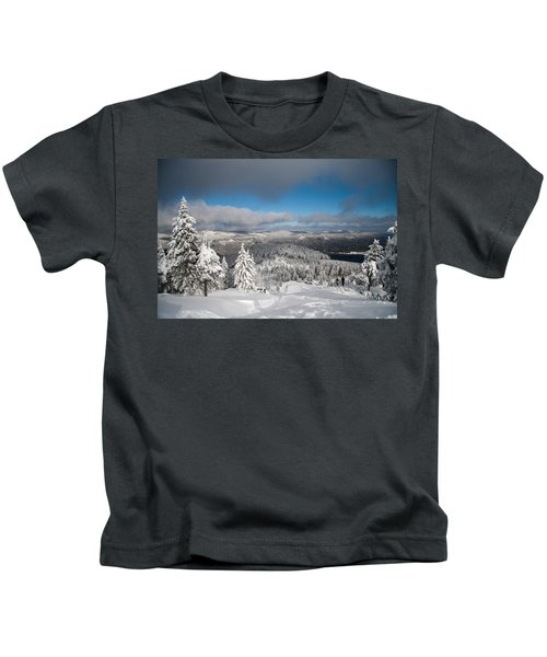 on the Wurmberg II Kids T-Shirt