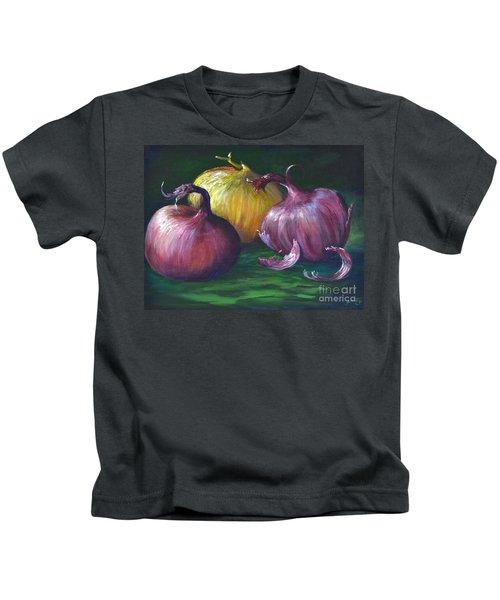 Onions Kids T-Shirt