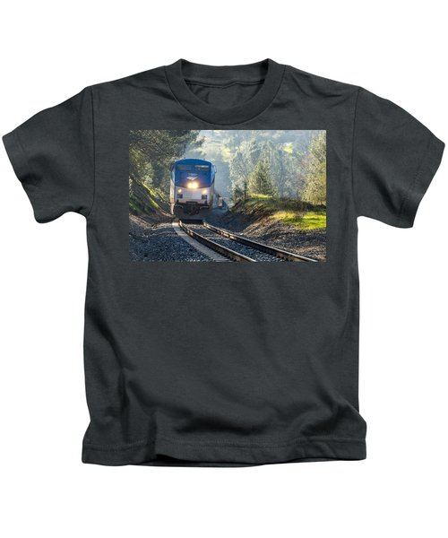 Out Of The Mist Kids T-Shirt
