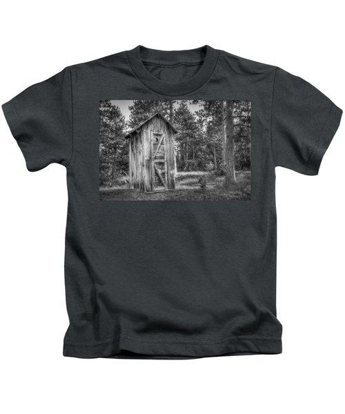 Outdoor Plumbing Kids T-Shirt
