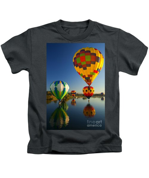 Over The Water Kids T-Shirt