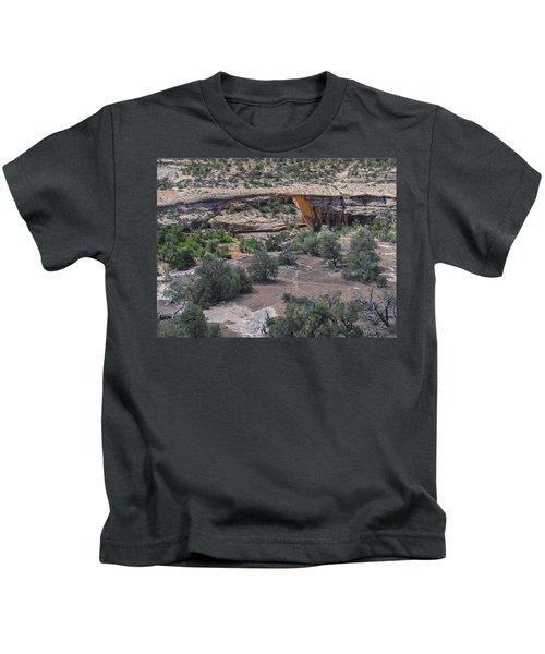 Owachomo Natural Bridge Kids T-Shirt