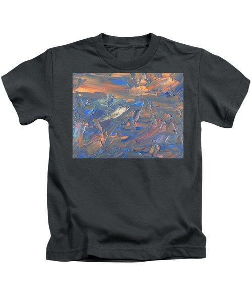 Paint Number 58c Kids T-Shirt