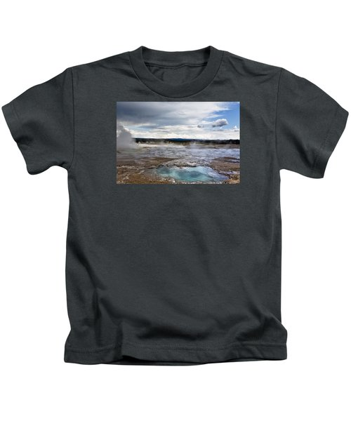 Paint Pots Kids T-Shirt