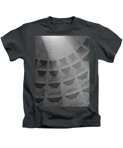 Pantheon Ceiling Kids T-Shirt