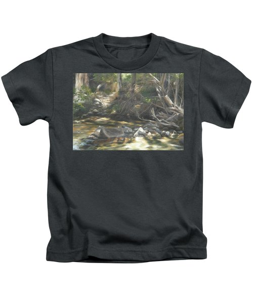 Peace At Darby Kids T-Shirt