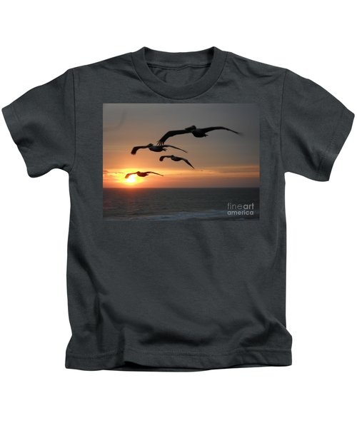 Pelican Sun Up Kids T-Shirt