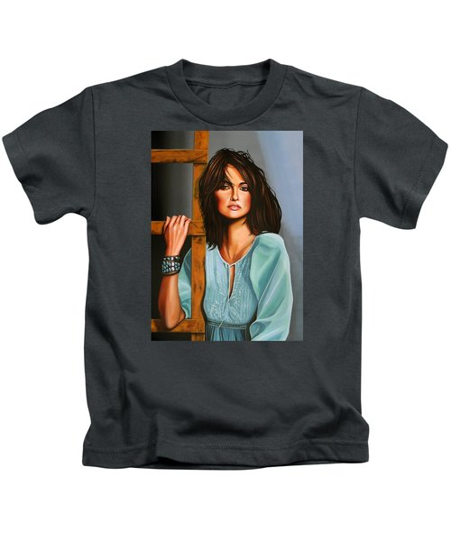 Penelope Cruz Kids T-Shirt