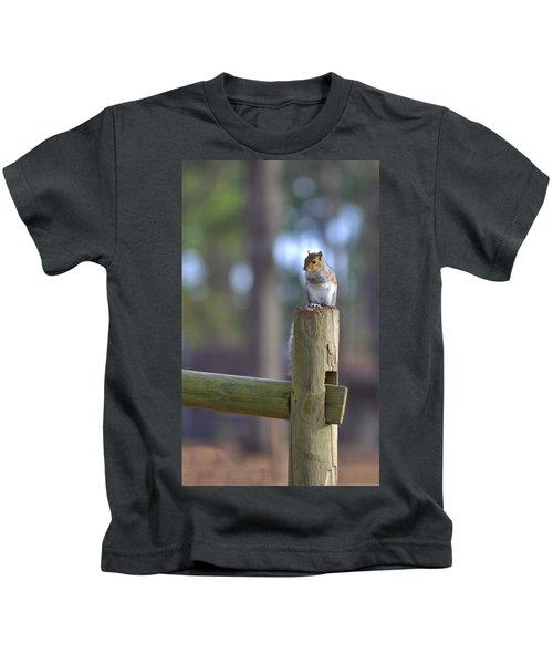 Perched Kids T-Shirt