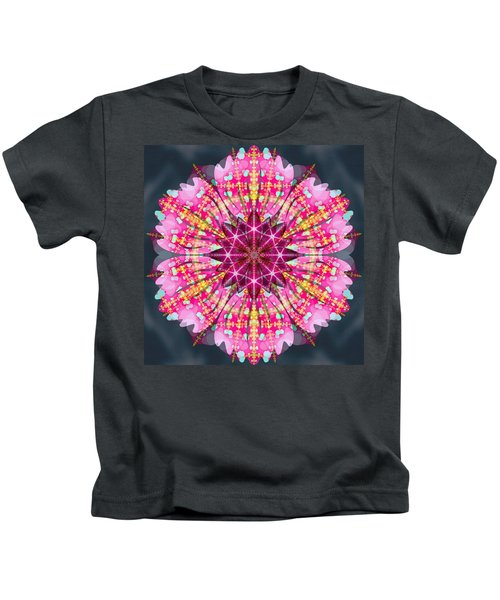 Pink Lightning Kids T-Shirt