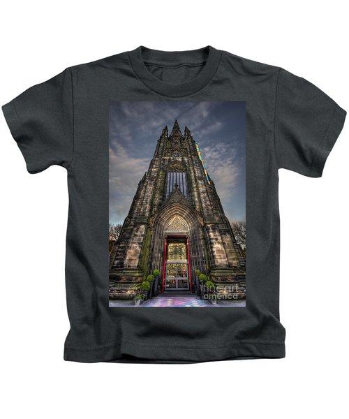 Place Of Higher Power Kids T-Shirt
