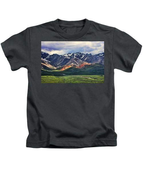 Polychrome Kids T-Shirt