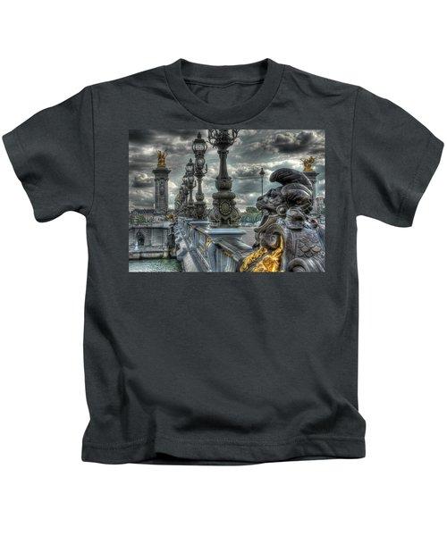 Pont Alexandre IIi  Kids T-Shirt