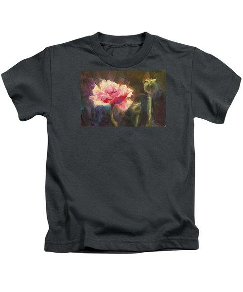 Poppy Glow Kids T-Shirt