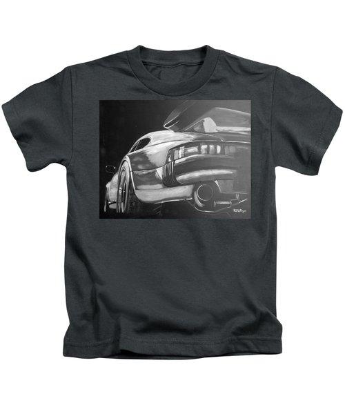 Porsche Turbo Kids T-Shirt