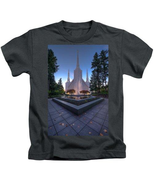 Portland Temple Kids T-Shirt