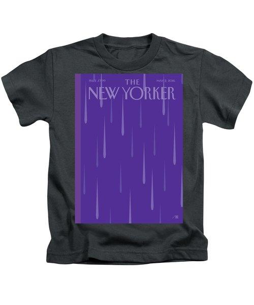Prince Tribute Kids T-Shirt