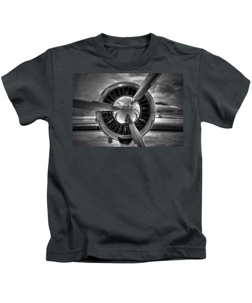 Props And Jet Kids T-Shirt