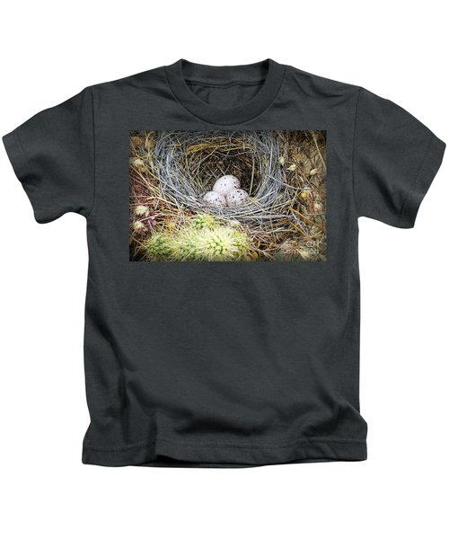 Protection By Cholla Kids T-Shirt