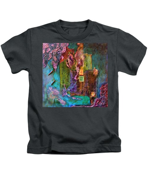 Purple Prose Kids T-Shirt