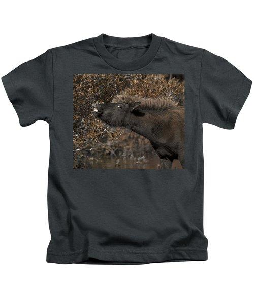 Recording A Scent Kids T-Shirt