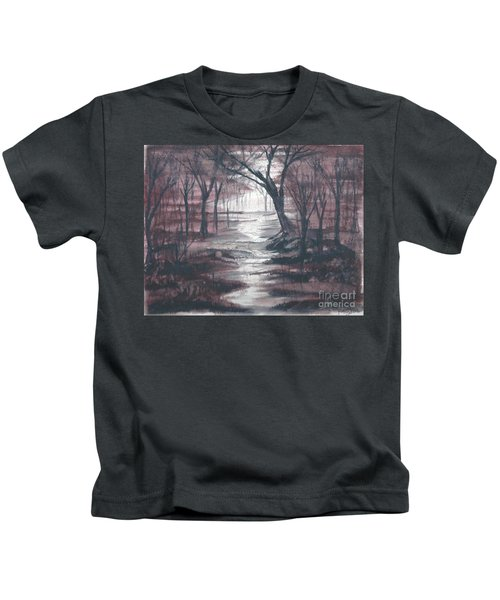 Red Mist  Kids T-Shirt