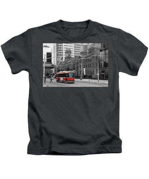 Red Rocket 36c Kids T-Shirt