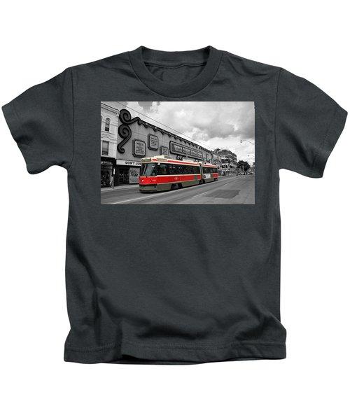 Red Rocket 4b Kids T-Shirt