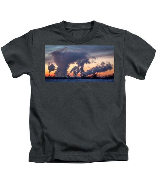 Flint Hills Resources Pine Bend Refinery Kids T-Shirt