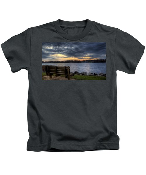 Reflection Time Kids T-Shirt