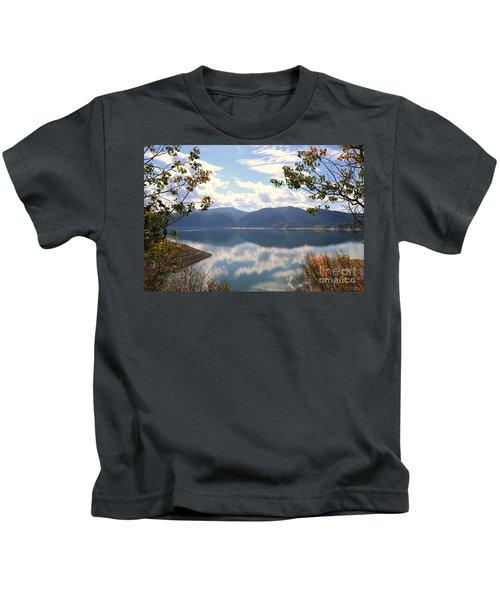 Reflections At Palisades Kids T-Shirt