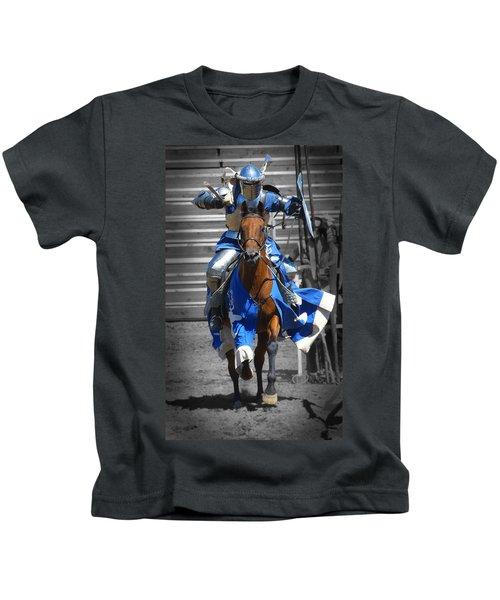 Renaissance Knight Kids T-Shirt